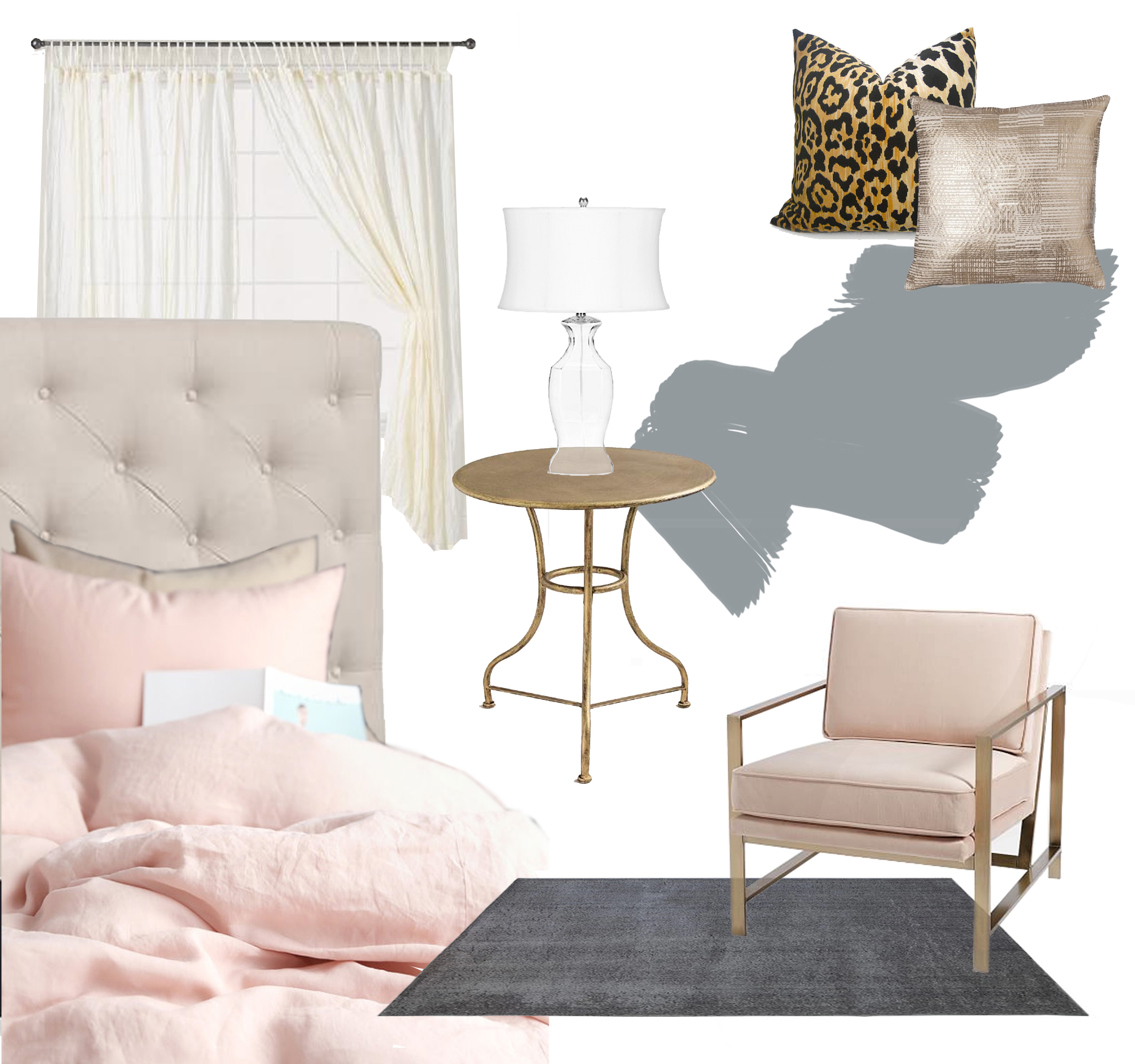 Blushing Blogger - Kassy On Design