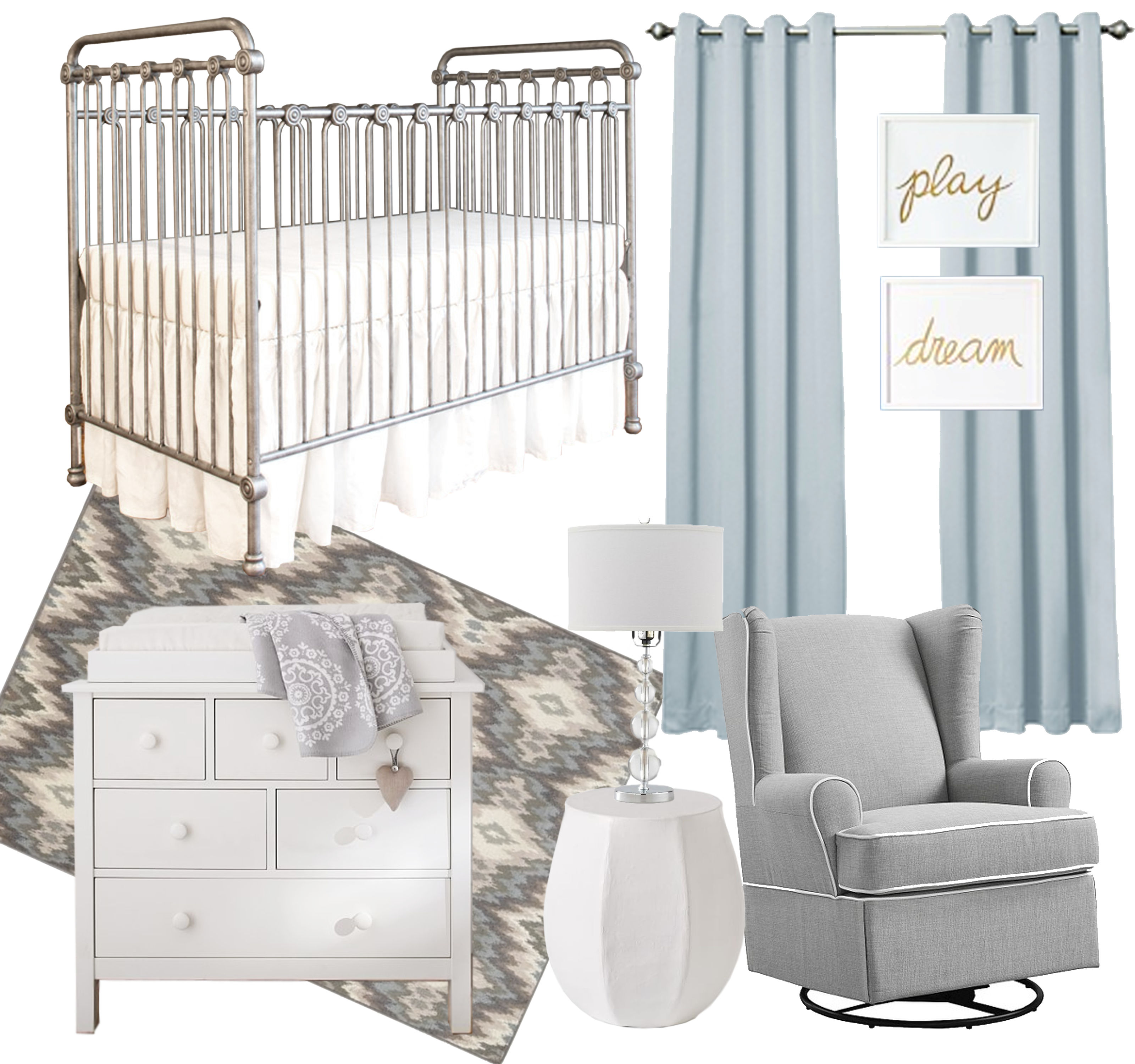 Your Little One Will Love These 8 Gender Neutral Nurseries: Gender Neutral Nursery