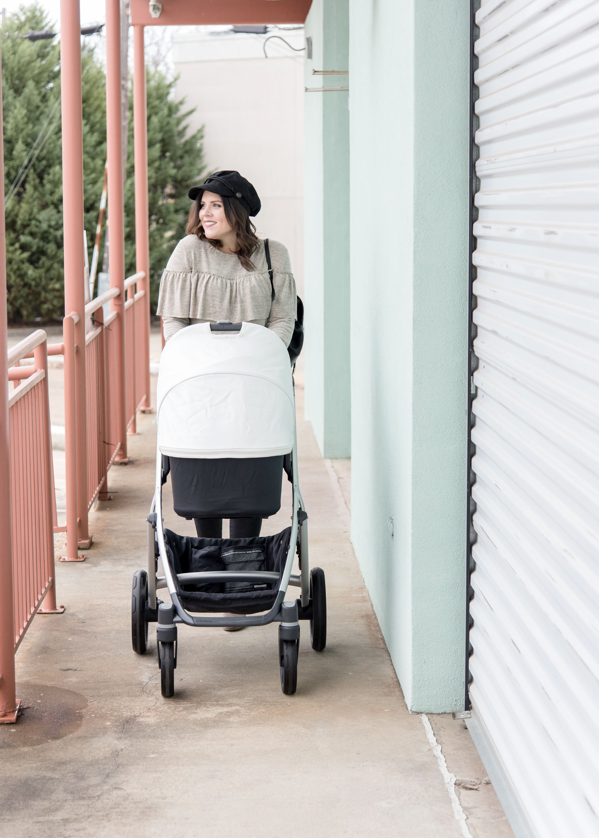 How I Knew the Uppababy Vista Was Right For Us - Kassy On Design